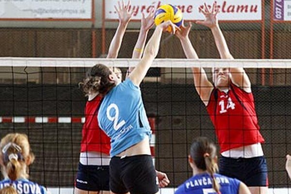 Na víkendovom turnaji zvíťazili hráčky UKF Nitra.