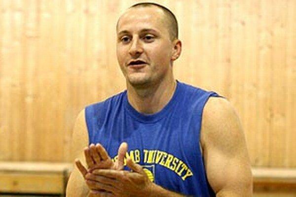 Patrick Sparks je opäť členom tímu Edymax SPU Nitra.