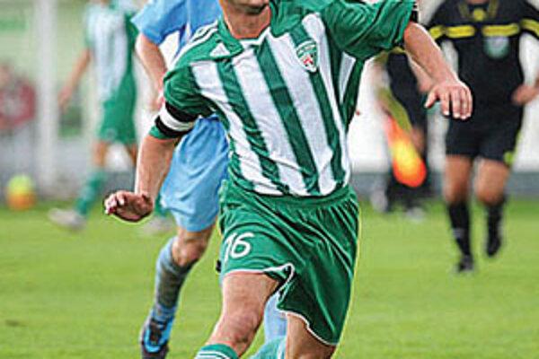 FC ViOn má záujem o Martina Pribulu.