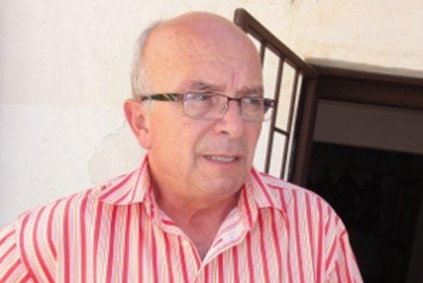 Primátor Peter Lednár.