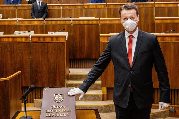 Jozef Hlinka pôsobil dlhé roky na ministerstve vnútra.