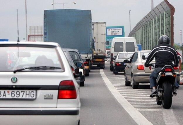 Cestná nákladná doprava by sa mala do roku 2050 zdvojnásobiť.