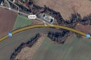 Už čoskoro sa majú rozbehnúť rekonštrukčné práce na ceste I/75 pri Hal.iči
