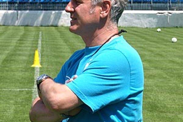Ladislav Šimčo sa z večera do rána stal novým trénerom FC Nitra.