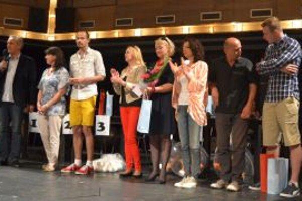 Počas Dňa otvorených dverí DAB vyhlásili najobľúbenejších hercov a herečky.