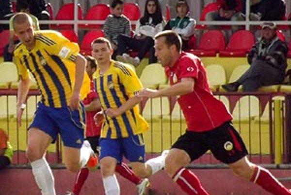 Istý víťaz II. ligy DAC neuspel v Liptovskom Mikuláši.