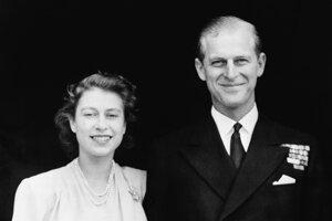 Na archívnej snímke z 10. júla 1947.