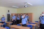 Mestská polícia v Martine má 30 rokov.