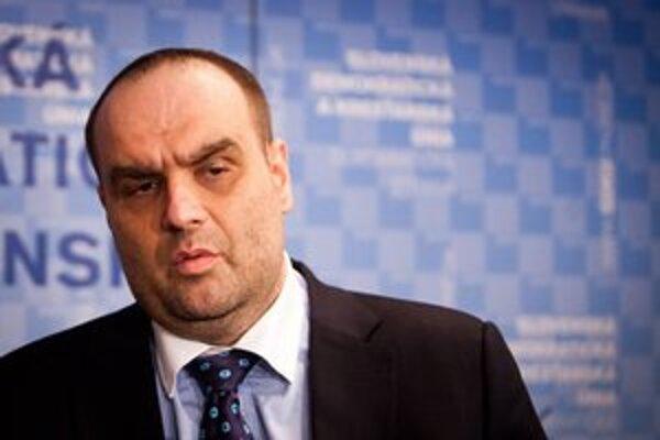 Pavol Frešo tvrdí, že SDKÚ preferuje dohodu pravice vo všetkých ôsmich samosprávnych krajoch.