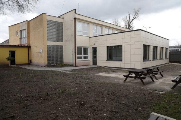 Na Základnej škole Staničná pribudla napríklad vynovená jedáleň, či telocvičňa.