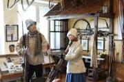 Výstava - História lyžovania v Turci.