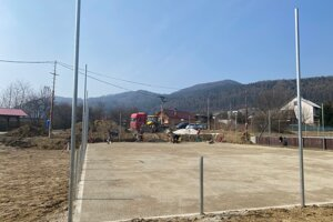 Ihrisko v Šebešťanovej je vo výstavbe