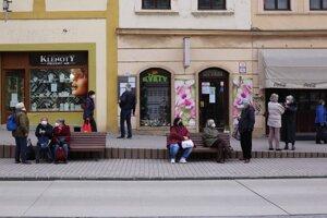 Prešovčania vyšli do ulíc.