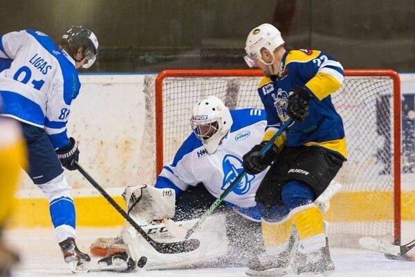 Defenzíva fingovala v play off solídne, no stačilo to len na postup do semifinále.