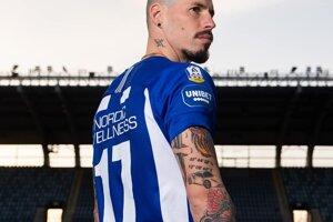 Marek Hamšík v drese IFK Göteborg.