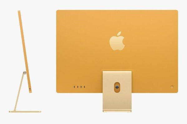 iMac s 24 palcovým displejom.