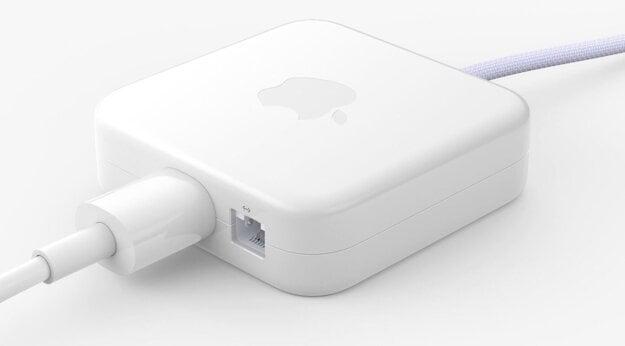 iMac: Napájanie a internet.