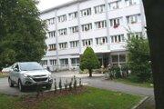 Centrum sociálnych služieb Horný Turiec v Turčianskych Tepliciach.