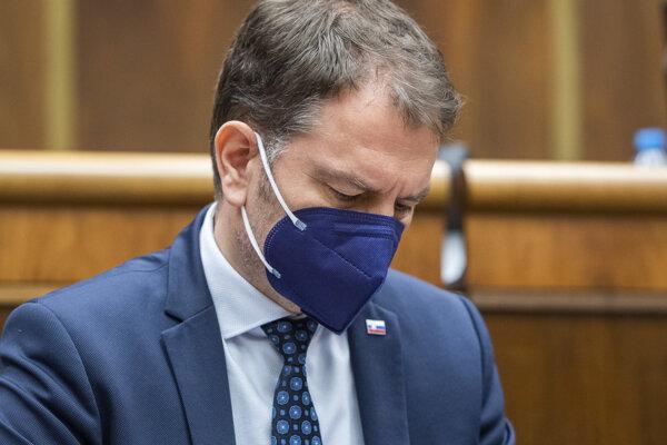 Matovič sa ospravedlnil, na ministrov je hrdý, no kritizoval prezidentku.