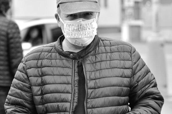Atmosféru protestu zachytil nadaný fotograf Roman Adamják.