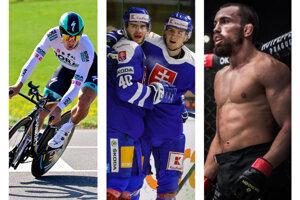 Športový program na 3. - 9. máj 2021. Na čo sa dnes môžete tešiť?