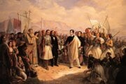 Anglického básnika Byrona vítali v Grécku ako hrdinu
