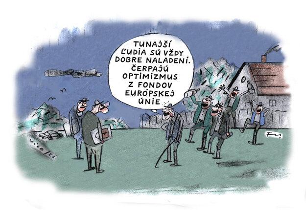Karikatúra - 5.5.2021.