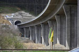 Južný portál Tunela Prešov