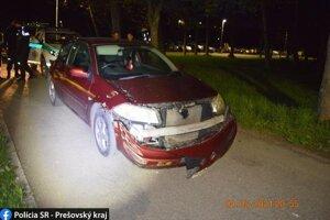 Muž spôsobil škodu za vyše 800 eur.