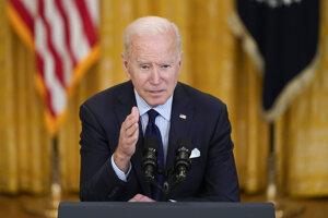 Prezident Spojených štátov Joe Biden.