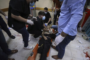 Medzi obeťami a zranenými sú aj deti.