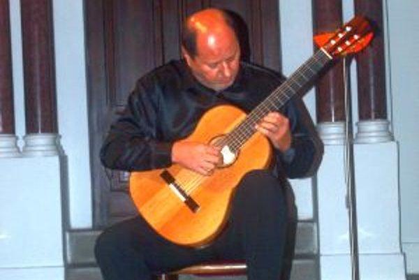 V úvodnom koncerte sa predstavil dramaturg festivalu Ján Labant.