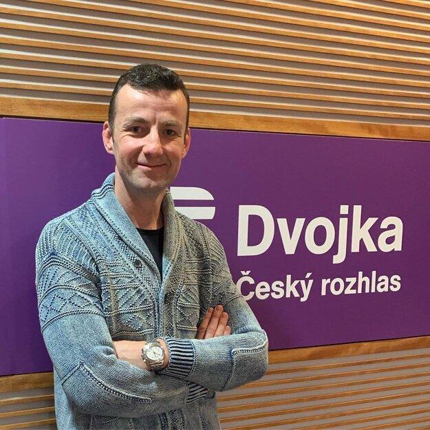 Mentálny kouč Radek Šefčík.