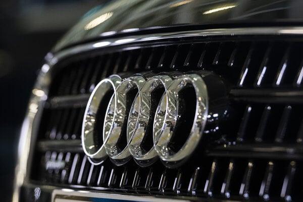 Audi. Ilustračná fotografia.