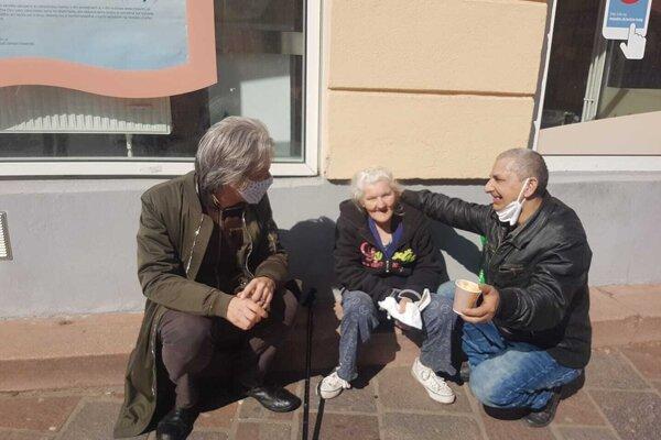 Milan Kolcun sa pozná s viacerými ľuďmi, ktorých domovom je košická ulica.