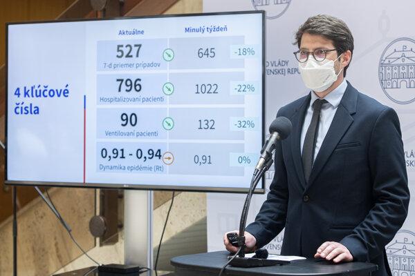 Šéf Inštitútu zdravotníckych analýz Matej Mišík.