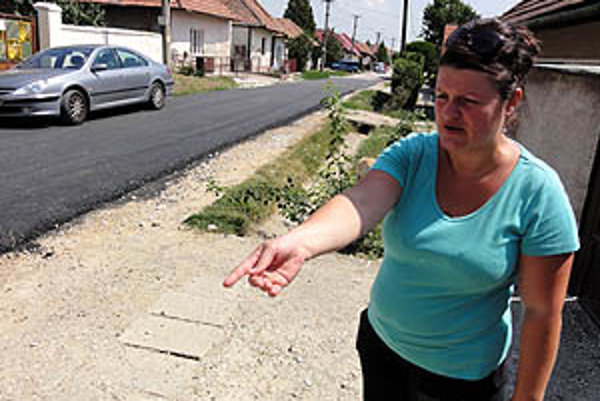 Cesta je úzka a nebezpečná, hovorí Martina Hečková.