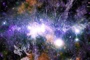 Záber Mliečnej dráhy.