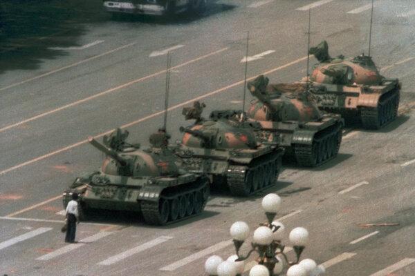 Tank Man (Muž pred tankom).