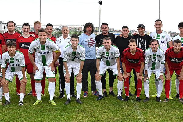 Skrátenú sezónu ukončili hráči Tatrana Prešov víťazstvom.