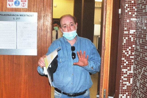 Jozef Horváth na krajskom súde žiada otvoriť svoj starý prípad.