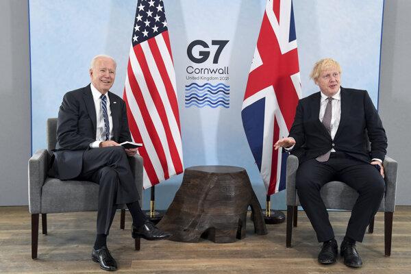 Iniciatívu začal Joe Biden na summite G7.