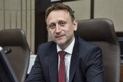Nový minister pôdohospodárstva Samuel Vlčan.