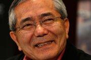 Japonský chemik Ei-ichi Negishi