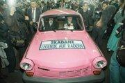 Posledný vyrobený Trabant zišiel z výrobnej linky 30. apríla 1991.