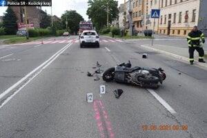 Alkohol pri tejto nehode neasistoval.