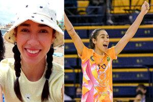 Ana Flávia Galvão je nová nahrávačka Volley projectu UKF Nitra.