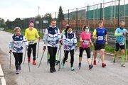 Počas druhého ročníka Nordic Walkingu si prišli na svoje všetci účastníci.