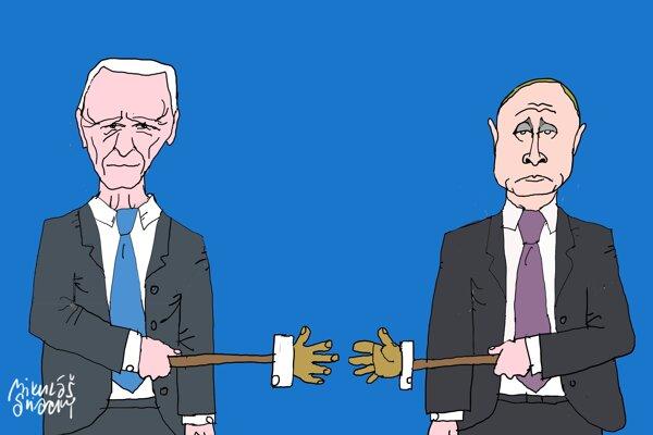 Karikatúra - 17.6.2021.