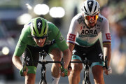Sam Bennett a Peter Sagan budú súperiť  o zelený dres na Tour 2021.
